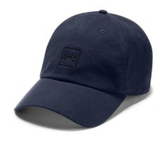Pánska šiltovka - Menś UA Washed Cotton Cap NVY