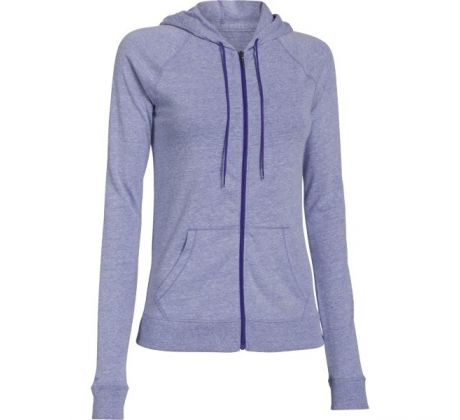 CHARGED COTTON® UNDENIABLE FULL ZIPP HOODY PURPLE